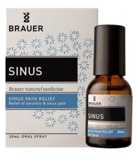 SINUS RELIEF SPRAY