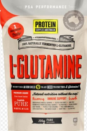 GLUTAMINE BY PROTEIN SUPPLIES AUSTRALIA