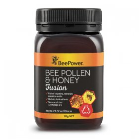 BEE POLLEN & HONEY FUSION