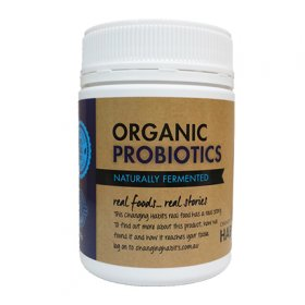 ALL NATURAL PROBIOTICS