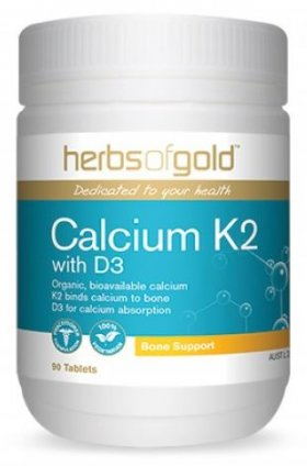 CALCIUM K2 WITH D3