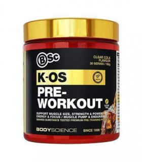 BODY SCIENCE K-OS PRE-WORKOUT