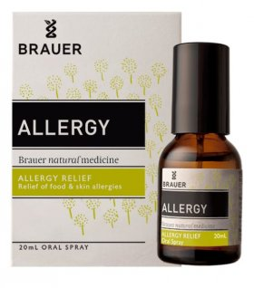 ALLERGY RELIEF SPRAY