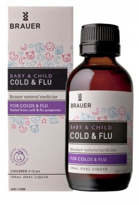 CHILDREN'S COLD AND FLU RELIEF