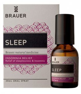 SLEEP AND INSOMNIA RELIEF ORAL SPRAY