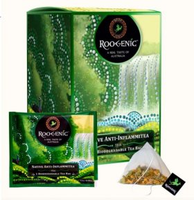 Roogenic Anti Inflammation Tea Bags