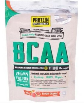 BCAA - Branched Chain Amino Acids By PROTEIN SUPPLIES AUSTRALIA