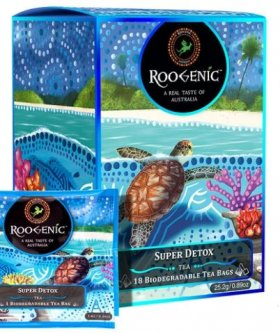 Roogenic Super Detox Tea Bags