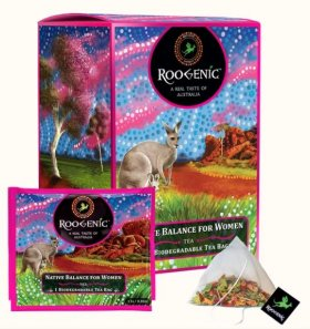 Roogenic Native Balance For Women Tea Bags