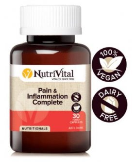 NUTRI VITAL Pain AND INFLAMMATION COMPLETE