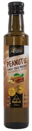 PEANUT OIL 250ml By Pressed Purity