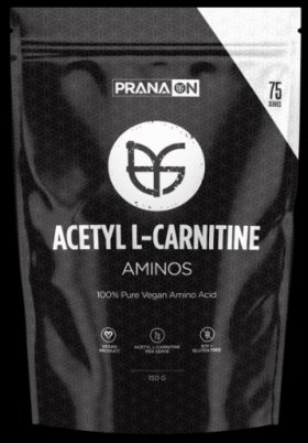100% ACETYL L-CARNITINE By Prana ON