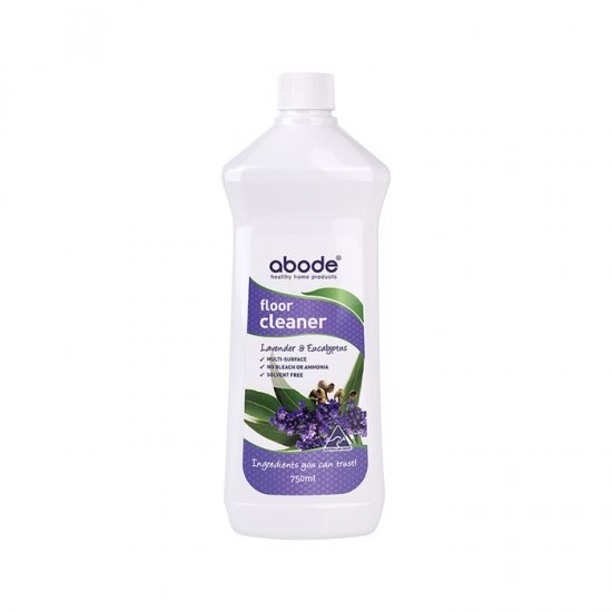 Abode Floor Cleaner Lavender and Eucalyptus 750ml
