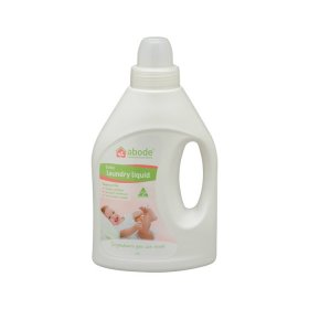 Abode Laundry Liquid (Front Top Loader) Baby Frag Free 1L