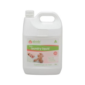 Abode Laundry Liquid (Front Top Loader) Baby Frag Free 5L