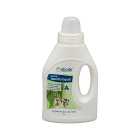 Abode Laundry Liquid (Front Top Loader) Eucalyptus 1L