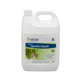 Abode Laundry Liquid (Front Top Loader) Eucalyptus 5L
