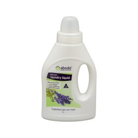 Abode Laundry Liquid (Front Top Loader) Lavender Mint 1L