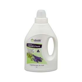 Abode Laundry Liquid (Front Top Loader) Lavender Mint 2L