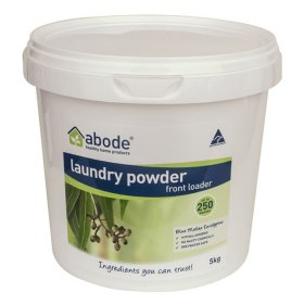Abode Laundry Pwd Front Top B.Mallee Eucalyptus 5kg Bucket