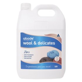 Abode Wool and Delicates (Front and Top Loader) Zero 5L