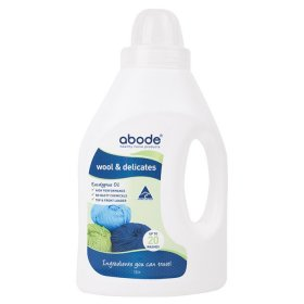 Abode Wool and Delicates (Front Top Loader) Eucalyptus 1L
