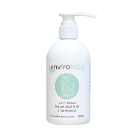 EnviroBaby Bath and Shampoo 500ml
