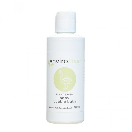EnviroBaby Bubble Bath 200ml