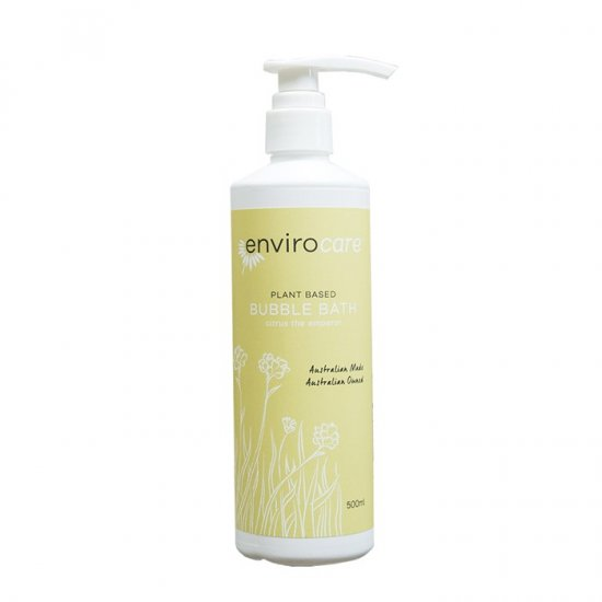 EnviroCare Plant Based Bubble Bath 500ml