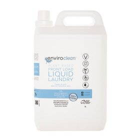 EnviroClean Plant Based Liquid Laundry Front Load 5L