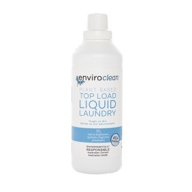 EnviroClean Plant Based Liquid Laundry Top Load 1L