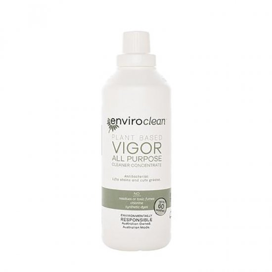 Enviroclean Vigor All Purpose Cleaner Concentrate 1L