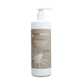EnviroSensitive Body and Hair Cleanser Fragrance Free 1L