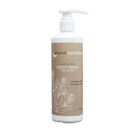 EnviroSensitive Body Wash Fragrance Free 500ml