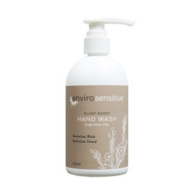EnviroSensitive Hand Wash Fragrance Free 500ml