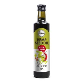 Essential Hemp Hemp Seed Oil with Chilli 250ml