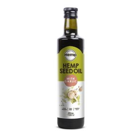 Essential Hemp Hemp Seed Oil with Garlic 250ml