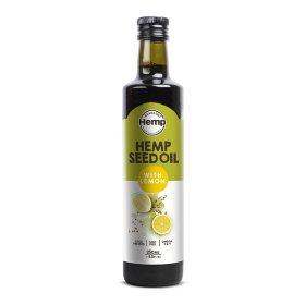 Essential Hemp Hemp Seed Oil with Lemon 250ml