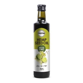 Essential Hemp Hemp Seed Oil with Lime 250ml