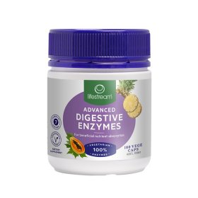 LifeStream Advanced Digestive Enzymes 180vc