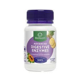 LifeStream Advanced Digestive Enzymes 60vc