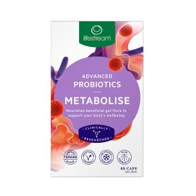 LifeStream Advanced Probiotics Metabolise 60c