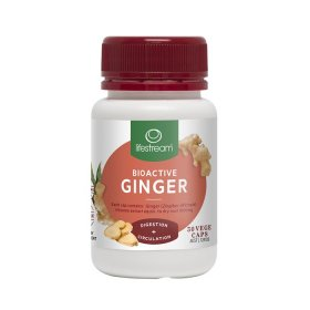 LifeStream Bioactive Ginger 30vc