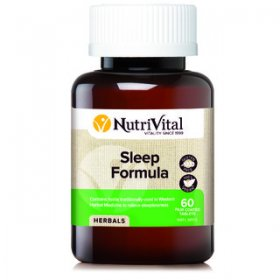 SLEEP FORMULA By NutriVital
