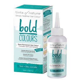Tints of Nature Bold Colours (Hair Semi Perm) Teal 70ml