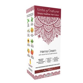 Tints of Nature Henna Cream Red 70ml