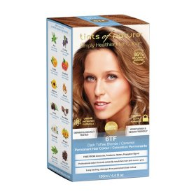 Tints of Nature Perm. Hair Colour Dark Toffee Blonde 6TF