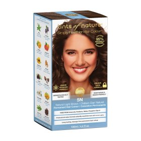 Tints of Nature Perm. Hair Colour Natural Light Brown 5N
