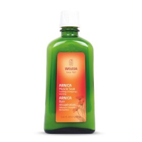 Weleda Bath Milk Arnica Muscle Soak 200ml