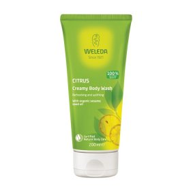 Weleda Body Wash Creamy Citrus 200ml